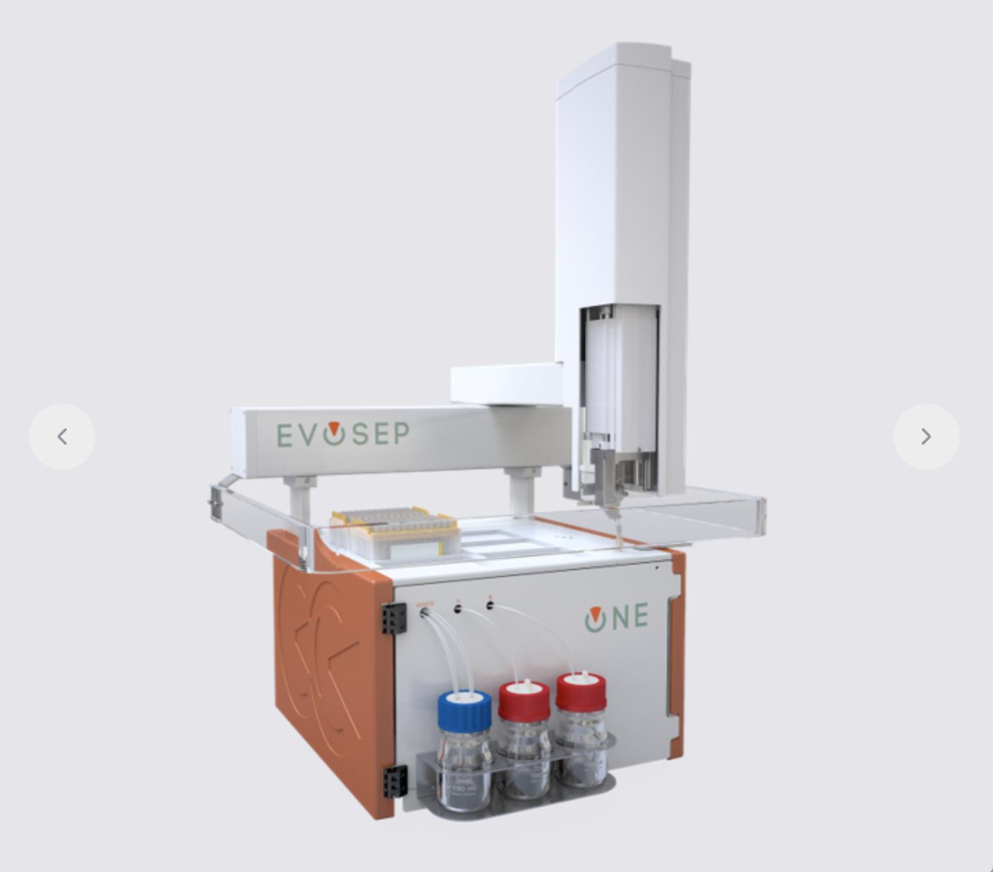 Evosep One高通量蛋白组学分离系统