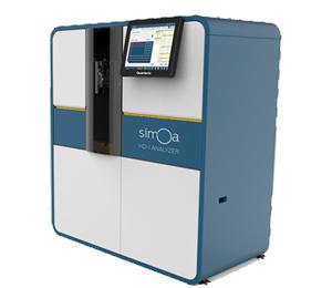 全自动超高灵敏度蛋白分子检测仪器Simoa HD-1